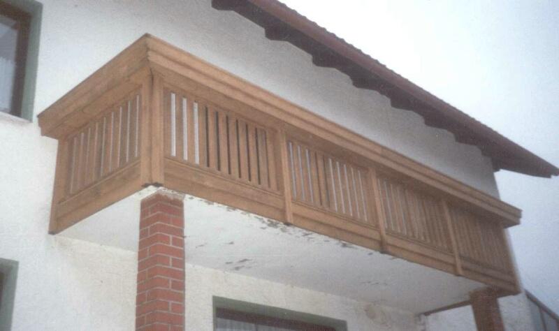 Turbo Schmidschreiner: Balkone CI84